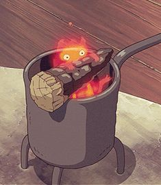 Studio Ghibli - New Ideas Studio Ghibli Art, Studio Ghibli Movies, Hayao Miyazaki, Film Anime, Anime Art, Howels Moving Castle, Anim Gif, Howl And Sophie, Aesthetic Anime