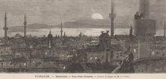 [Ottoman Empire] Adhan Time in Salonica (Thessaloniki, Greece), 1876 (Osmanlı Dönemi Selanik'de Ezan Vakti)