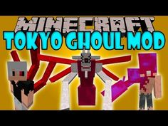 Tokyo Ghoul Mod for Minecraft 1.7.10 -  Tokyo Ghoul Mod is one of the mods which include a bunch of cool stuff from the Tokyo Ghoul anime series. This sounds interesting enough for any gamers to start trying this mod for the Minecraft 1.7.10. There are actually ghouls when you are in the field. They might be enemies and really dress... #Minecraft1710Mods -  #MinecraftMods
