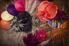 Whatever your outfit we can create a piece of millinery to compliment both the colours, style and fabrics   #Bespoke #Colours #Feathers #Craftsmanship #Millinery Bespoke, Feathers, Compliments, Fabrics, Colours, Boutique, Create, Outfit, Style