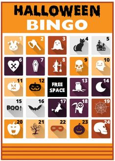 Download these FREE printable Halloween bingo cards for a fun family activity over Halloween! See more party ideas and share yours at CatchMyParty.com #catchmyparty #partyideas #freeprintable #halloweenbingo Halloween Bingo Cards, Halloween Party Favors, Halloween Celebration, Halloween Activities, Halloween Treats, Halloween Decorations, Free Baby Shower Printables, Party Printables, Free Printables