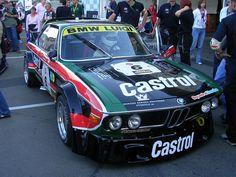 https://flic.kr/p/54wTnd | BMW 3.0 CSL (1972) | Le Mans Classic 2008