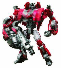 #TransformersFOC #Sideswipe