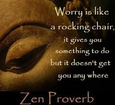 So why worry, its a pointless activity!