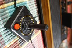 Atari 2600 joystick Old School