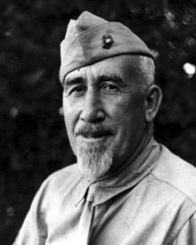 """Master Gunnery Sergeant Leland """"Lou"""" Diamond, USMC (May 30, 1890 – September 20, 1951) is famous within the U.S. Marine Corps as the classic example of the """"Old Breed"""" — tough, hard-fighting career marines who served in the corps in the years between World War I and World War II."""