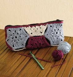 "Designs from ""Crocheted Gifts"""