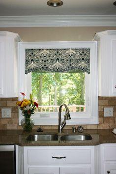 kitchen valances for windows valances pinterest kitchen rh pinterest com patterns for kitchen valances for windows patterns for kitchen valances for windows