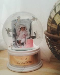 11 Best Personalized Snow Globes Images Your Photos Personalised