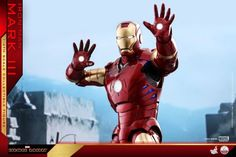 Iron Man – 1/4th Scale Mark III Collectible Figure Coming Soon     DisKingdom.com   Disney   Marvel   Star Wars - Merchandise News Iron Man, Star Wars Merchandise, Disney Marvel, Deadpool, Superhero, Scale, Fictional Characters, Collection, Toys