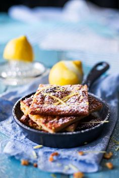 Maailman paras pannukakku - poimi ohje talteen! | Maku Finnish Pancakes, Something Sweet, Sweet Tooth, French Toast, Vegan Recipes, Ice Cream, Vegetarian, Sweets, Candy