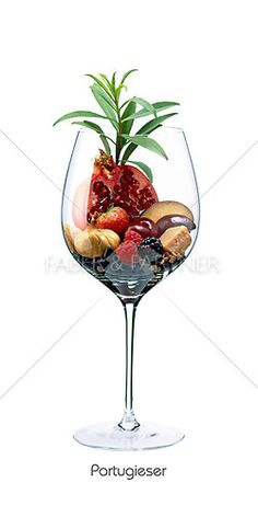 Mein Wein Bild - Faber & Partner Fine-Art Prints Wine Varietals, Cheers, Wine Glass, Fine Art Prints, Tableware, Wine Pairings, Study, Kitchens, Art Print