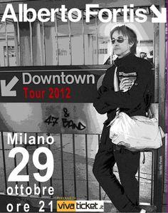 Downtoun Tour 2012