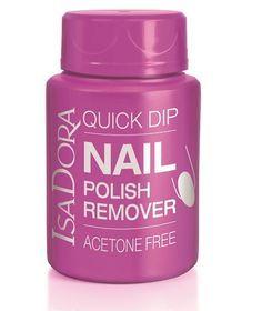IsaDora Quick Dip Nail Polish Remover 50ml http://www.bdcost.com/nail+polish+remover