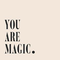 Yes, you are magic 🔥 Thank you all for participating in the Vogue Online Shopping Night. We had a blast, now we're working super hard on getting all your orders out today! Words Quotes, Wise Words, Me Quotes, Motivational Quotes, Inspirational Quotes, Sayings, Thank U Quotes, You Are Quotes, Thankful For You Quotes