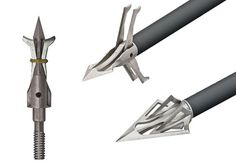This is a review from Petersen's Bowhunting on the 2010 Broadhead Round-Up.