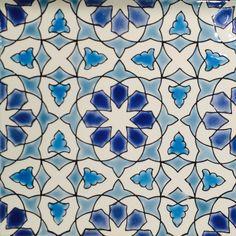 Moroccan tile, Fired Earth, Kingston Upon Thames