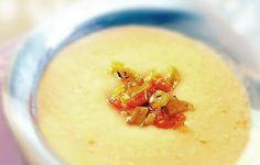 Dairy free potato soup for the sensitive soul