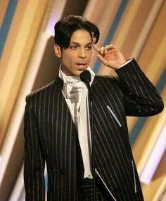 Speak up, Prince, I am definitely listening.