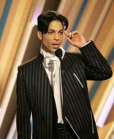 #Prince Yep that's a Suit