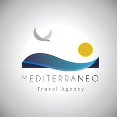mediterraneo logo design