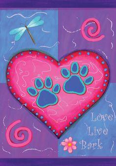 Love Live Bark