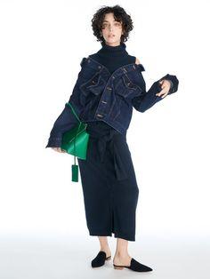 ノースリタイトニットワンピース(ニットワンピース)|FRAY I.D(フレイアイディー)|ファッション通販|ウサギオンライン公式通販サイト