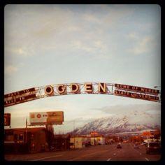 Welcome to Ogden, Utah!