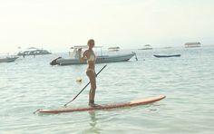 paddle Paddleboarding
