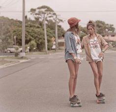 skate with the sky.