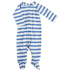 Envelop your baby in pure luxury with this cuddly one piece from aden + anais. Made with cozy, breathable cotton, this one piece keeps your baby comfortable and prevents overheating. Soft footies ensure little toes stay warm, whil... Free shipping on orders over $35.