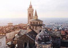 Architecture of Bergamo