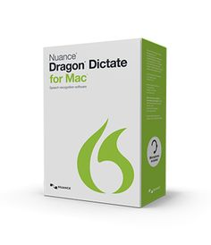 Love me some Dragon Dictate.  Makes writing a paper a whole lot easier!