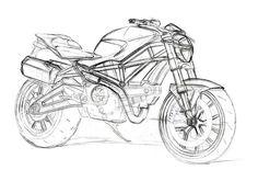 Ducati, Monster 696 by shtrlz, via Flickr.