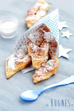Bugnes: special recipe Mardi Gras | Stephatable