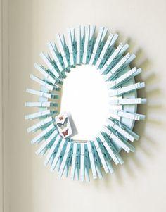 DIY Starburst Mirror Ideas