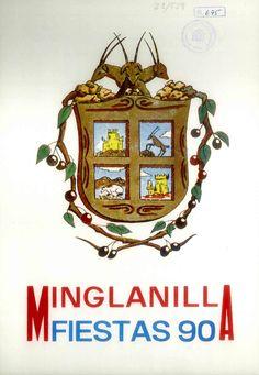 Fiestas en Minglanilla (Cuenca), en honor del Cristo de la Salud. Del 12 al 16 de septiembre de 1990. Concurso de Uvas, con premio a la uva de mayor peso. #Fiestaspopulares #Minglanilla #Cuenca