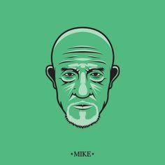 Mike. Breaking Bad.