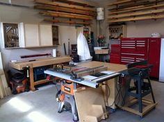 Lets see your 20x20 Shops! - by BerBer5985 @ LumberJocks.com ~ woodworking community