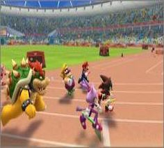 Mario & Sonic at the London 2012 Olympic Games   Lynx2Games