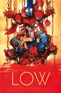 Low cover by Greg Tocchini