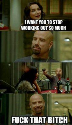Gym humor - lmao