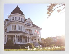 Travel, The Gatsby Mansion, Victoria BC http://www.thefabuloustimes.com/
