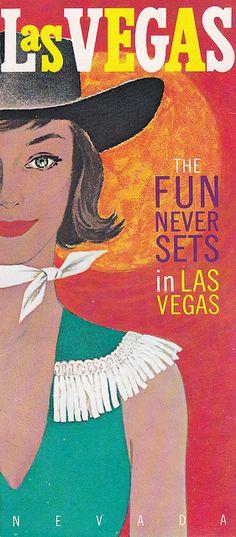 Las Vegas, The Fun Never Sets in Las Vegas, Nevada