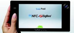 Safe Android tablet with NFC