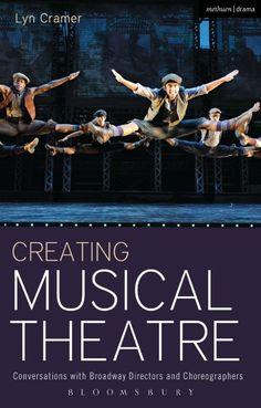 Musical Theatre Choreography www.elizadawsondancebooks.co.uk