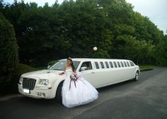Limo for the Quinceañera Girl, Family & Friends