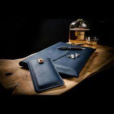 N'Damus luxury phone case, document holder and #Mountgayrum
