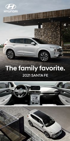 Bring home a new addition to the family: the newly redesigned 2021 Hyundai SANTA FE. With sophisticated features, style and available HTRAC All Wheel Drive, you'll quickly have a new favorite. Not that you had one before, of course. Non-U.S. model with optional features shown. HTRAC AWD available on SE, SEL, and Limited trims. Standard on Calligraphy trim. New Hyundai, Hyundai Cars, Plastic Model Kits, Plastic Models, Money Budget, Smudge Sticks, Christmas Paintings, Kit Cars, Zoom Zoom