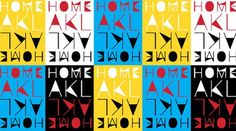 Home AKL. Starts at Auckland art gallery this Saturday! Home AKL is a dynamic exhibition presenting works by Pacific artists, most of whom live in Auckland. Auckland Art Gallery, Visit New Zealand, Maori Art, Eye Candy, Typography, Colours, 2d, Layout, Graphics